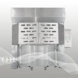 Double blades dough mixer (Vertical)