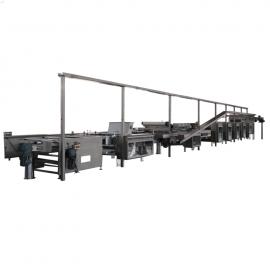 QHB-Cracker production line
