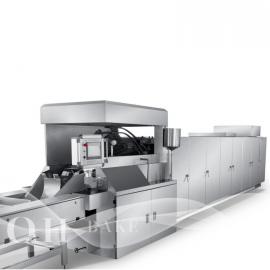 Ligne de production de biscuits à gaufrettes | Fournisseur de machine à biscuits à gaufrettes